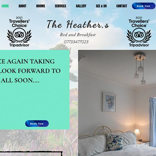 Heathers Website