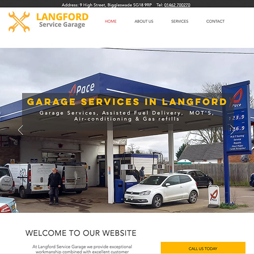 Langford Website