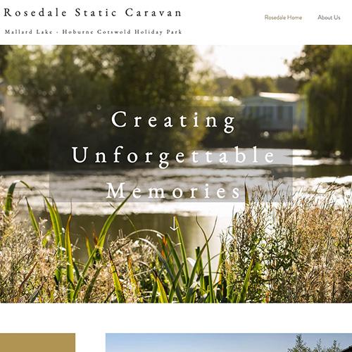 Rosedale Website